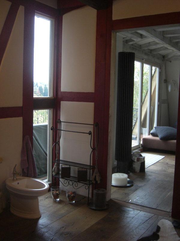 Dozier design faszination wohnen for Nett bad balken