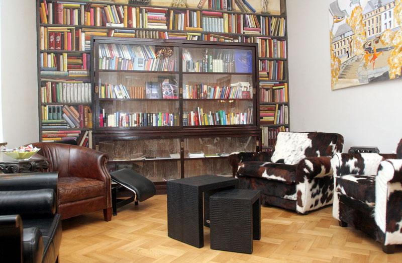 Trompe L Oeil Malerei dozier design maisons fascination